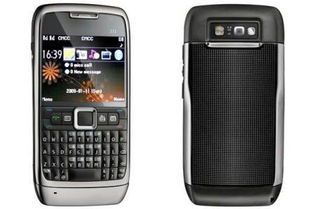 mobile telephone e71 longue portee