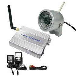 camera sans fil analogique
