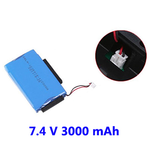 Batterie SATLINK HD-LINE 7.4V - 3000 mAh