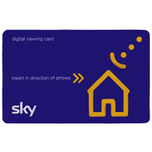 Abonnement Angleterre - Sky digital UK