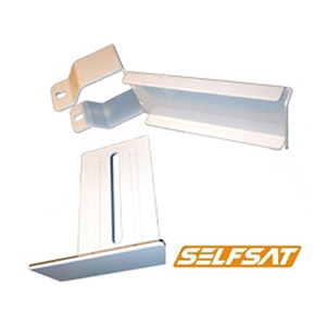Support fixation fenêtre pour antenne plate SELFSAT H30 / H21
