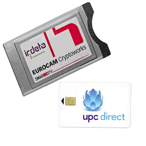 Module Cryptoworks UPC Direct