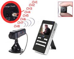 camera miniature sans fil