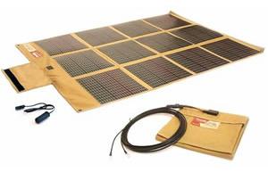 Guide achat des panneaux solaire pliables for Qu est ce qu un panneau solaire