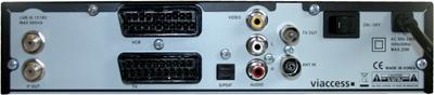 Optex ors 9950 terminal num rique tnt sat avec carte - Liste des chaines satellite astra 19 2 est ...