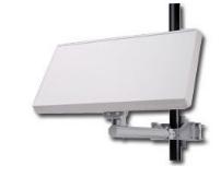 antenne avec support