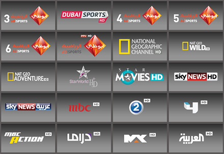 Abonnement Abu Dhabi Sports HD