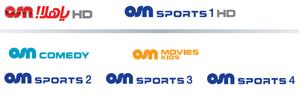 chaines orbit osn tv