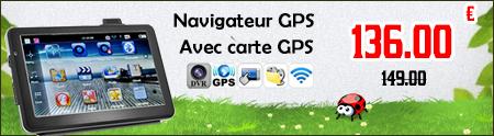 navigateur gps discount