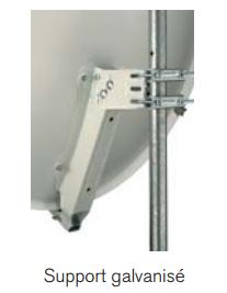 support antenne parabolique