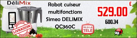 simeo delimix qc360