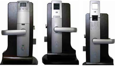 Serrure biométrique à Empreinte Digital1