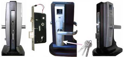 Serrure biométrique à Empreinte Digital2